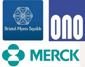 BMS+Ono+Merck